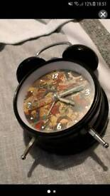 MARVEL comics alarm clock