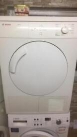 Bosch exxcel vented Dryer