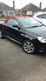 vauxhall tigra rouge for sale