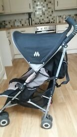 Maclaren Quest pushchair stroller buggy