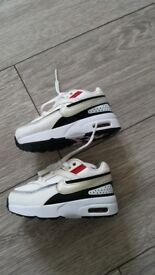 Brand new Nike Air Max infant size 7
