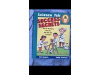 Science fair ideas book