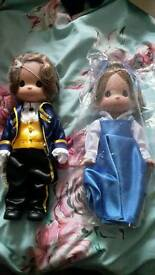 Disney beauty and beast doll