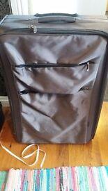 Suitcase Large Grey
