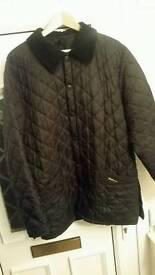 Mens Barbour Liddesdale quilted jacket Large