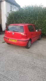 Vw polo 1.4 drives perfect and starts everytime, want it gone no mot