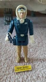 Vintage 1983, Han Solo excellent condition