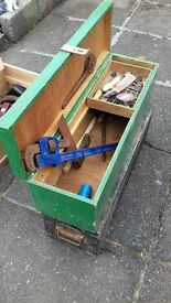 toolbox and tools for sale