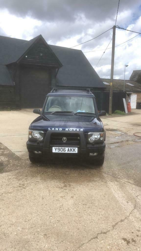 LANDROVER DISCOVERY 2 TD5 ES AUTO   in Dunmow, Essex   Gumtree