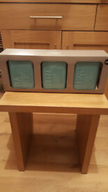 BNIB Set of three Next metal kitchen storage tins