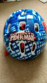 Kids Ultimate Spider-Man Bike Helmet