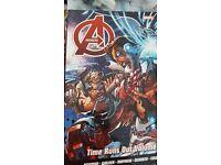 Avengers time runs out vol 4