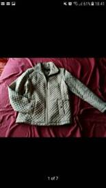Ladies coat size 12 in + a free coat