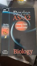 Revise As A2 complete study and revision guide