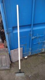 Floor scraper, ice scraper remover 20cm