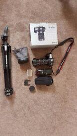 Canon EOS 5D Mark III Kit w/ EF 24-105mm f/4L IS USM Lens, Canon Flash , Tripod