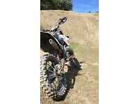 Ktm 125 sx road legal not exc road registered 2007