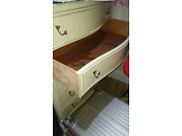 large chest of drawers with only £60