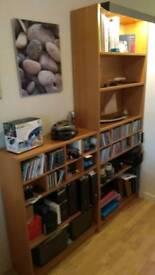 Ikea book cases