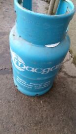 13kg Macgas bottle with gas