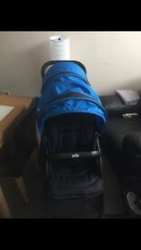 Lovely double pushchair for sale!!