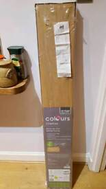 Laminate flooring Milano oak effect 1x full pack covering 1.25m square