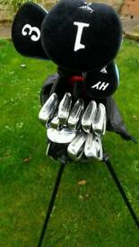 LADIES DUNLOP MAX FULL MATCHING GOLF SET UP