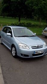 "Toyota Corolla ""55 Plate"" FULL SERVICE HISTORY (55k LOW MILEAGE)"