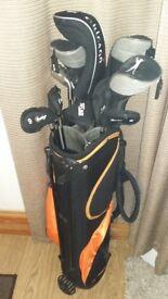 Used golf set