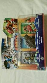 New Skylanders Giants - set of 3 action figures