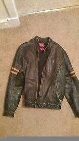 Firetrap leather jacket
