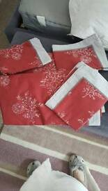 2 × double duvet cover sets... never used