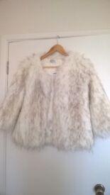 Bargain fur coats, never worn x2