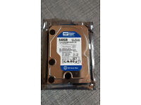 640 GB HDD 3.5 Western Digital Blue