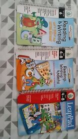 LeapPad Interactive books (Ages 4-8 years)