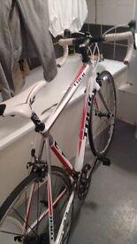 bike . Trek 2.3 Alpha model . Road bike.
