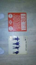Beatles LP record s