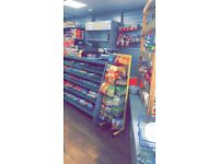 Business for sale £25.000 (Reduced price ) (low rent) (main location)