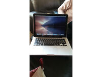"13"" Macbook Pro 2012. 500Gb Hdd. 4Gb Ram. OS Sierra. Great Condition."