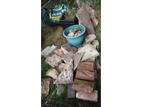 Bricks / Rubble / Slabs / Concrete FREE