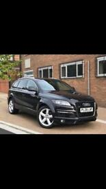 Audi Q7 3.0Tdi CHEAPEST IN THE UK!