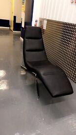BO Concept Black Chaize lounge