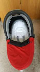 Britax Romer Baby Safe Sleeper Lie Flat Car Seat