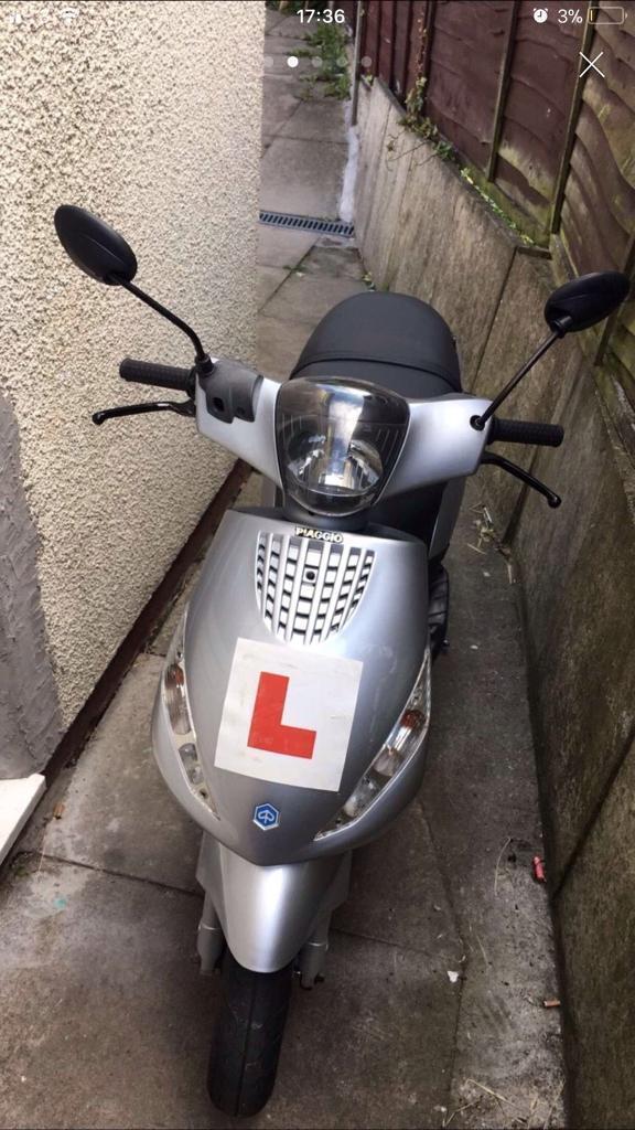 Moped 50cc zip