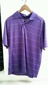 2 callaway golf shirts