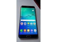 SAMSUNG S6 EDGE PLUS 32GB UNLOCKED WITH RECEIPT AND WARRANTY