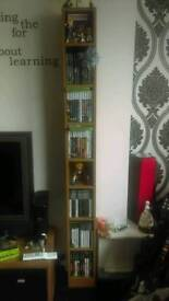 DVD and CD unit