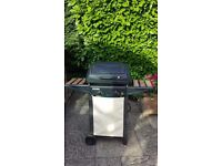 Homebase Gas Barbeque for sale incl gas bottle