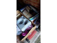 Car boot items (no vinyls)