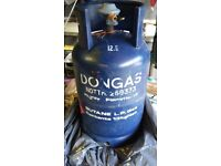 Dongas 13kg gas cylinder for sale